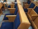 כסאות/ מושבים לבית כנסת